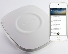 Smartthings home automation system review.