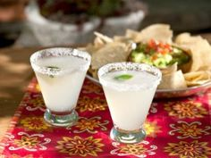 All this classic margarita is missing is a side of guacamole.