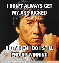 Jackie Chan!!!