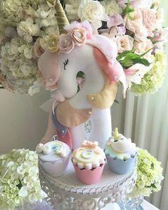 Resultado de imagem para festa unicornio