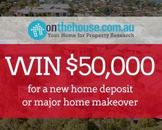 Hey there,I just entered to Win $50,000 Cash for Home Makeover or Home Deposit!You can Enter too here -