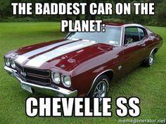 1970 Chevelle SS and one of the sweetest cars ever Chevy Chevelle Ss, Chevrolet Ss, Chevy Ss, Chevrolet Malibu, Volkswagen, Chevy Muscle Cars, Sweet Cars, Us Cars, American Muscle Cars