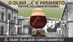 A #Olbia C'è Fermento 13 Giugno 2015 http://www.facciadamalto.it/evento/ce-fermento-2015-olbia/