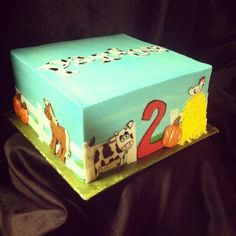 Birthday Cakes for Boys - Creme de la Creme Cakery