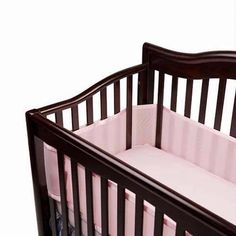 BreathableBaby mesh crib liners are the answer for parents looking for safe crib bedding sets. Learn more about our breathable mesh crib liners today! Mesh Crib Bumper, Bumper Pads For Cribs, Baby Crib Bumpers, Baby Bumper, Baby Cribs, Cot, Babies R Us, Baby Nursery Bedding, Crib Bedding