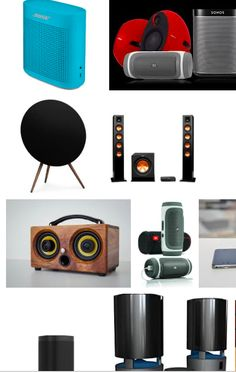 The Best Wireless & Bluetooth Speakers of 2017 - Rated and Reviewed.  Top Reviews from the HiFi Jedi. Best Gifts For Men, Great Gifts, Best Wireless Speakers, Men Cave, Bang And Olufsen, Sonos, Good Things, Top, Top Gifts For Men
