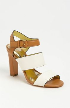High Heel Sandal: COACH 'Tilly' Sandal