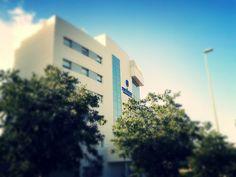 Hospital Internacional Medimar desde el exterior.