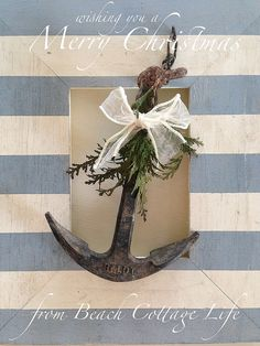 Beach Cottage Life Christmas by René Marie | http://www.etsy.com/shop/BeachCottageLife