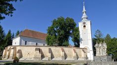 All sizes | Baraolt Katholische Kirche Sfantul Adalbert | Flickr - Photo Sharing! Kirchen, Explore, Photo And Video, Architecture, World, Building, Travel, Catholic, Arquitetura