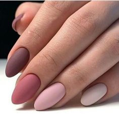 Want some ideas for wedding nail polish designs? This article is a collection of our favorite nail polish designs for your special day. Read for inspiration Best Acrylic Nails, Matte Nails, Acrylic Nail Designs, Dark Nude Nails, Stylish Nails, Trendy Nails, Milky Nails, Nagellack Design, Minimalist Nails