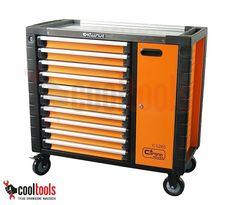 NOWY model wózka narzędziowego Corona Exclusive C1285 + 268 kluczy i narzędzi na cooltools.pl w nowej, niższej cenie!