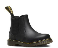 Dr. Martens SHENZI Kids Chelsea Boot. Ideal for Back to School... I'VE WANTED THESE FOR FOREVER AND IT'S TIME I GET A PAIR! haha -<3, Paige