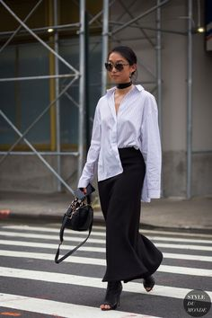 How Every Melbourne Girl Dresses for Work in Summer via @WhoWhatWearAU
