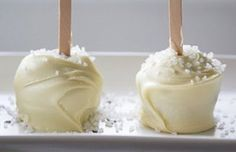 Christmas Cake Pops: You'll Never Look at Fruitcake the Same Way Again! | Shine Food - Yahoo Shine