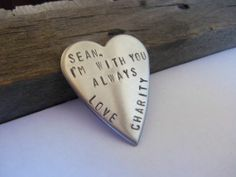 Good Luck Charm Lucky Gift Gifts for Boyfriend by CandTCustomLures, $17.00