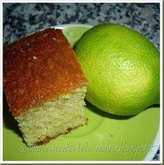 Le Ricette della Nonna: Ciambella al profumo di limone