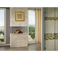 MS International Arctic White Ledger Panel 6 in. x 24 in. Natural Quartzite Wall Tile (10 cases / 60 sq. ft. / pallet)-LPNLQARCWHI624 - The Home Depot