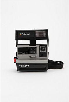 next next camera: Vintage Polaroid 600