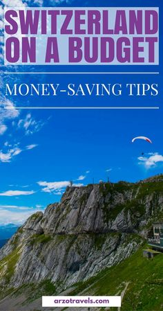 Switzerland is one of the most expensive countries to visit, but with a few tricks you can save money as a traveler/tourist. Switzerland on a budget. How to save money in #switzerland. #traveltips #budgettips