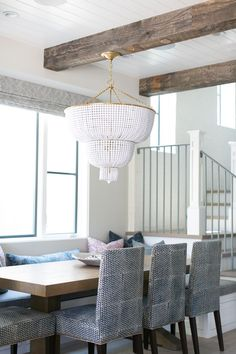 Jacqueline Two-Tier Pendant by Aerin | ARN5104