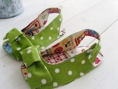 10 mas lindos zapatos Patrones Bebé Ever | Secretos Costura - Blog de la ONU de Coats y Clark
