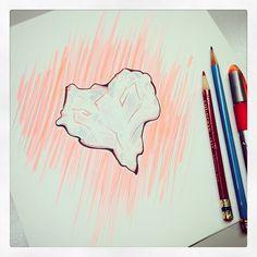 Heart #AndreasenArts #Heart
