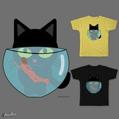 BIG FISH on Threadless