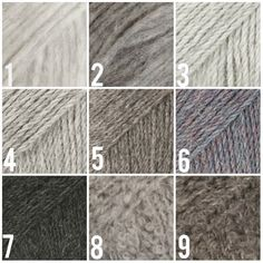 пряжа для вязания, drops, пряжа натуральная, шерсть, пряжа по цветам