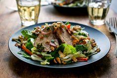 NYT Cooking: Spicy Thai Pork Tenderloin Salad