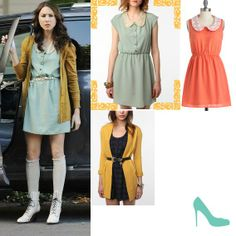 A blog all about the clothes on Pretty Little Liars. My prayers have been answered.