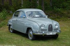 Saab Deluxe, 1964 Motorcycle Manufacturers, Saab, Boat Stuff, Koenigsegg, Rally Car, Old Cars, Motor Car, Volvo, Cars And Motorcycles