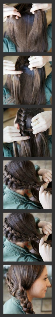 Hunger Games Katniss Braid
