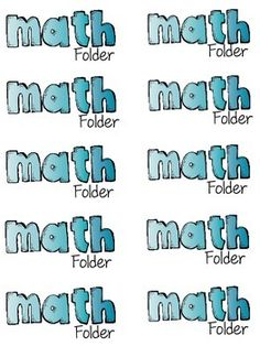 Print these labels on Avery 5163 to organize your student's folders and journals.List of LabelsMath JournalMath FolderWord WorkSpellingWriter's WorkshopWork on WritingWriting NotebookScience JournalScience FolderSocial Studies FolderPoemsTake Home FolderRise and ShineReagan TunstallTunstall's Teaching Tidbits