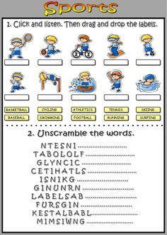 sports writing exercises