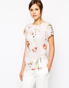 Ted Baker's prints are exquisite. A beach trip is just the excuse to splurge on one of his tops.