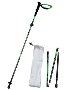 Trekking Poles - Alafen Aluminum Quick Lock Collapsible Ultralight Walking Climbing Sticks Trekking Hiking Pole ** To view further for this item, visit the image link.
