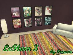 Le Fleur Paintings v3