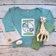 Baby clothes, Imagine, Hipster baby clothes, baby tshirt by lepetitmonami. Explore more products on http://lepetitmonami.etsy.com