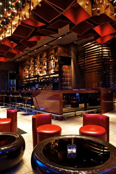 BOA Restaurant, West Hollywood, California designed by Tag Front