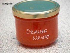 Konfitüre - Orange mit Whisky - Rezept