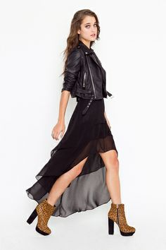 Tiered Tail Skirt. $58.00. http://www.nastygal.com/clothes/tiered-tail-skirt