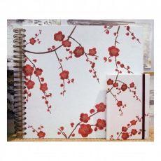 fleurs de pruniers album et carnet