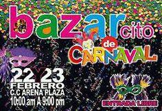 Bazarcito de Carnaval 2014 Barquisimeto