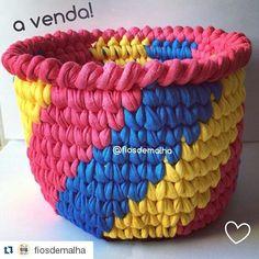 Para começa bem a semana olha que lindo feito pela @fiosdemalha Parabéns muito lindo quem quiser um aproveite que ela está vendendo e bem barato feito com os fios da @kadufios