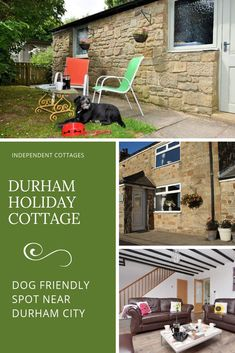 View our independently owned self-catering holiday homes in Durham. Why not visit this beautiful part of North East England for a break in a cosy cottage Best Places To Travel, Places To Go, Holiday Cottages Uk, Character Cottages, Dog Friendly Holidays, House Viewing, Victorian Cottage, Uk Holidays, Romantic Cottage