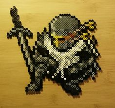 Perler Beads - Dark Souls Heide Knight by 89P13 on DeviantArt