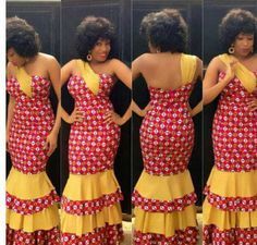 African Sweetheart: Style: ANKARA Season Part 2