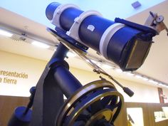 Telescopio Solar Telescope, Madrid, Vacuums, Home Appliances, Solar Telescope, Museum, House Appliances, Appliances