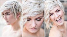 25 Best RAIN Blond: Cool Tones images Long hair styles